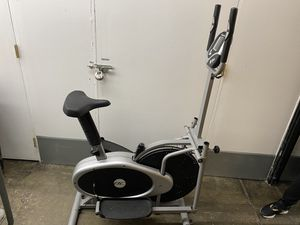 2 and 1 elliptical for Sale in Greensboro, NC