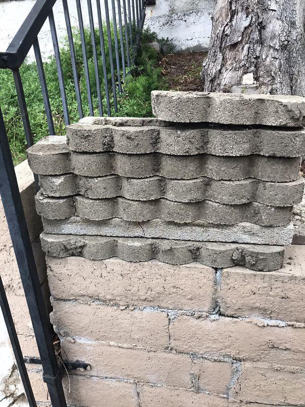 FREE - Scallop Concrete Edgers