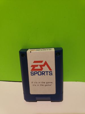 Nintendo 64 n64 EA Sports Memory Card for Sale in Reinholds, PA