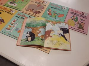 Walt Disney vintage books for Sale in Missouri City, TX
