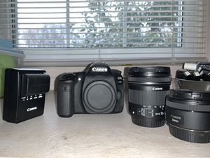 Canon 80d for Sale in Annandale, VA
