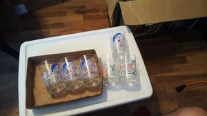 Collectible Walt Disney glasses for Sale in Newton, KS