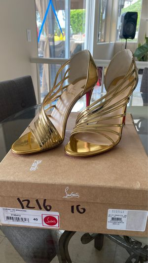 Christian Louboutin - never worn for Sale in Irvine, CA