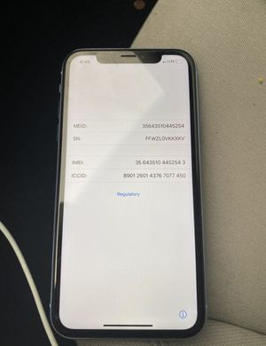 iphone xr for Sale in Bangor, ME