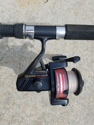 9' fishing pole and reel for Sale in Downers Grove, IL