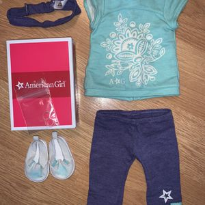 American Girl Doll Outfit Complete With Box for Sale in Irwin, PA