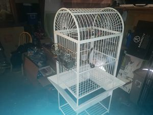 Parrot cage for Sale in San Jose, CA