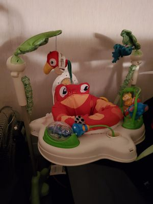 Fisher price jumperoo for Sale in Carthage, NY