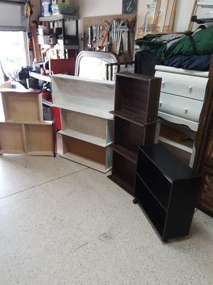 Bookshelves for Sale in Bartow, FL