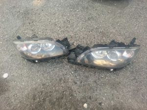 Mazda 6 headlights (halogen bulbs) $75 each oem. Fits year 2006-2009 for Sale in Carson, CA