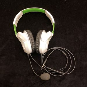 Xbox One, Turtle Beach Recon 50X White Stereo Gaming Headset PS4 for Sale in Los Angeles, CA