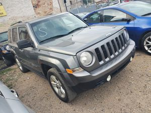 2012 Jeep Patriot 4x4 v4 clean title for Sale in Philadelphia, PA