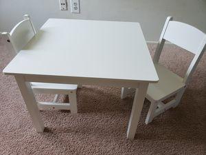 Kids table (Brand new in box) for Sale in Ypsilanti, MI