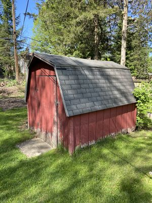Wooden outdoor Shed for Sale in Plymouth, MI
