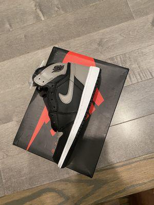NEW Nike aj1 shadow size 4.5y for Sale in Philadelphia, PA