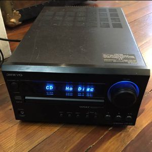 Onkyo CD Player receiver. Model # CR-325. In excellent working condition. for Sale in Pasadena, MD