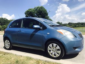 2007 Toyota Yaris 2drs gas saver for Sale in Converse, TX