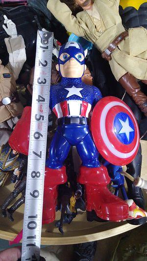 Marvel Captain America figure for Sale in Baldwin Park, CA