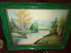 Green painting for Sale in Knoxville, TN