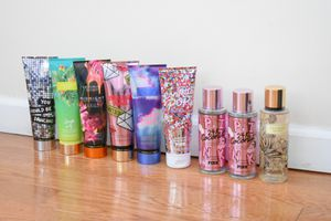 Victoria's Secret/Bath & Body Works Lotions & Mists for Sale in Bronx, NY