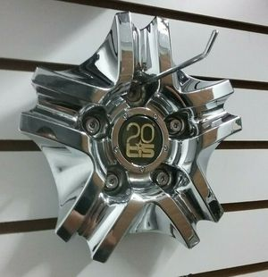 TIS Chrome Center Cap Rim Wheel Hubcap Grease Cover 09200001 S508-34 TIS0920020 for Sale in Phoenix, AZ