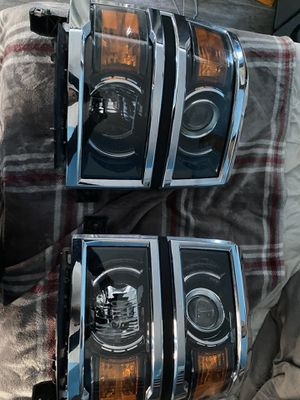 OEM Chevy Silverado 1500 headlights led for Sale in Deerfield Beach, FL