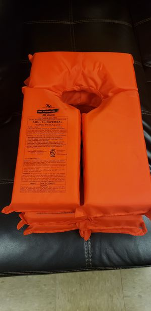 Life Jackets for Sale in Uniontown, OH