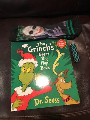 Book, socks and bracelet for Sale in Chandler, AZ