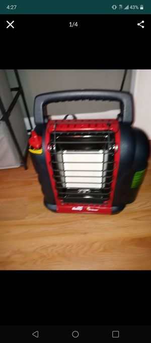 Mr heater Buddy the most purchased small heater out there for Sale in Ephrata, PA