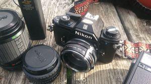 Nikon EM Camera 35mm for Sale in Columbus, OH