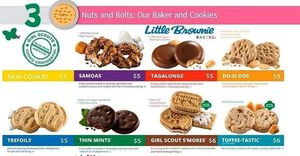 Scout cookies delivery for Sale in Vista, CA