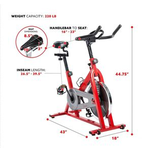 Stationary bicycle for Sale in Greenville, SC