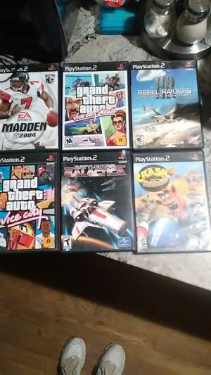 PlayStation 2 and 3 and Xbox 360 Games for Sale in Yuba City, CA