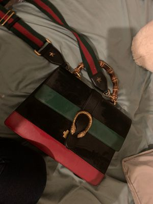 Gucci bamboo handbag for Sale in Downey, CA