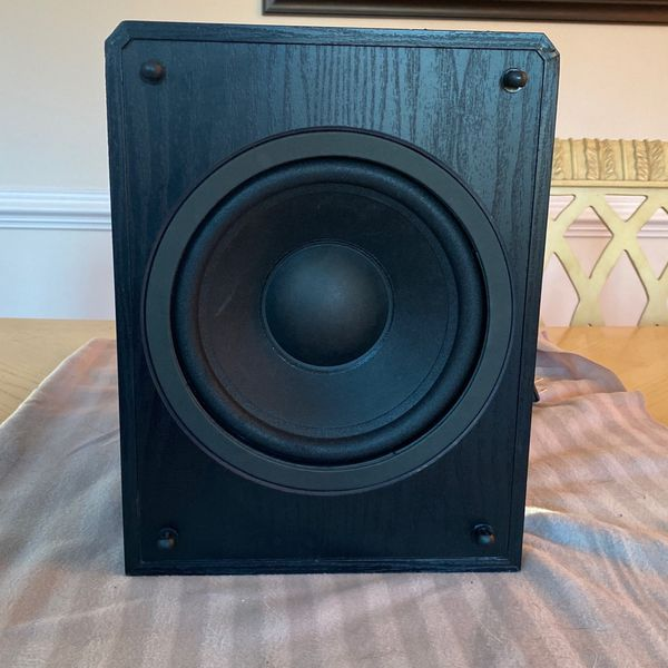 Definitive Technologies Powered 350w Subwoofer