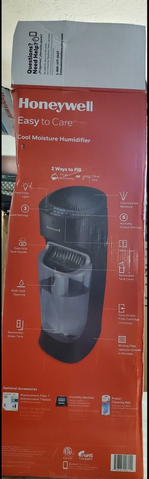 Honeywell TOWER HUMIDIFIER for Sale in McDonough, GA