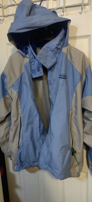 Women's size large Patagonia waterproof jacket for Sale in Denver, CO