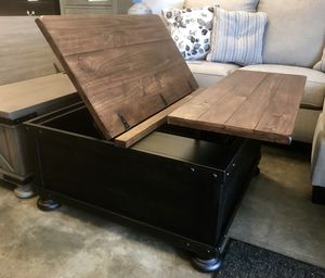 New Lift Top Storage Coffee Table ~~ IN STOCK for Sale in Virginia Beach, VA