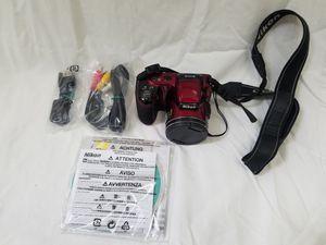 Nikon Coolpix L810 Digital camera + Accessories for Sale in Campbell, CA