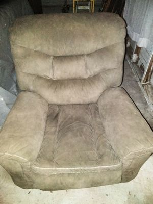 Polyester fiber Recliner for Sale in Detroit, MI