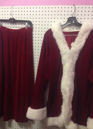 Santa outfit for Sale in Las Vegas, NV