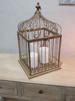 Bird Cage Decor for Sale in Oklahoma City,  OK