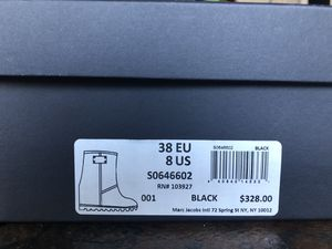 Marc Jacobs - Black half boot for Sale in North Richland Hills, TX