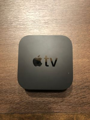 Apple TV with Remote, cord, and box for Sale in Issaquah, WA
