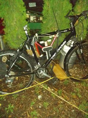 Cannondale Mt bike and bike rack for Sale in Seattle, WA