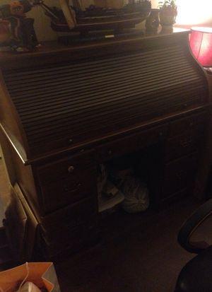 Roller top desk for Sale in University Park, MD