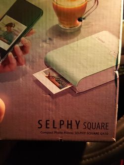 Canon Selphy Square for Sale in Kent,  WA
