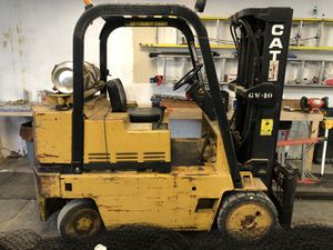 Caterpillar 5k forklift for Sale in Braintree, MA