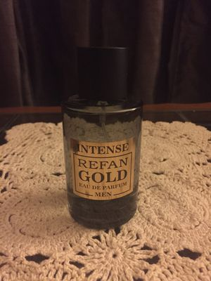 "Mens Cologne ""Intense Refane Gold Edition Men"" for Sale in Millersville, MD"