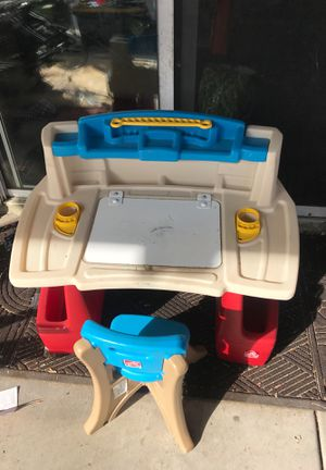 Little Tikes Step 2 kids desk for Sale in Rancho Cucamonga, CA